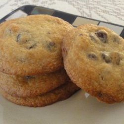 Hershey's Classic Chocolate Chip Cookies recipe