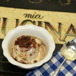 Vanilla Ice Cream Affogato (with Espresso)