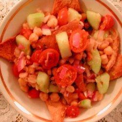 Pita Bread Salad