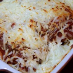Victory's Simple Oven Baked Chicken Parmesan