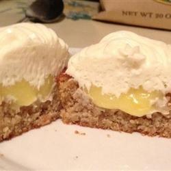 Gluten-Free Lovely Lemon Cupcakes