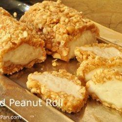 Salted Peanut Rolls
