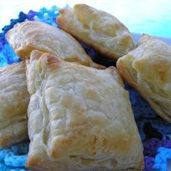 Pasteles De Coco (Coconut Pastries) recipe