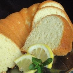 Mother's Day Pound Cake