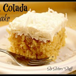 Pina Colada Cake IV