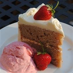 Best Ever Strawberry Cake
