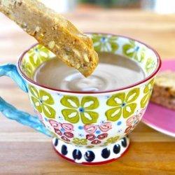 Passover Choco-Nut Mandel Bread