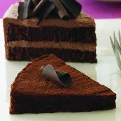 Ghirardelli(R) Flourless Mocha Torte