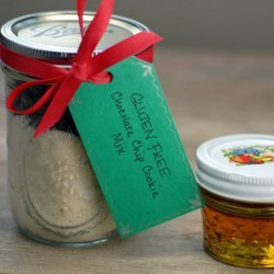 Potato Chip Cookie Mix in a Jar