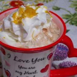 Soothing Orange Mocha Coffee