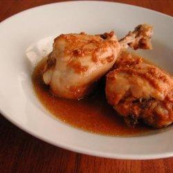 Sate Chicken recipe