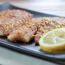 Tilapia With Almonds