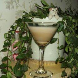 Liquid Lamington Cocktail