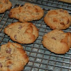 The Perfect Chocolate Chip Cookies (Whole Wheat)
