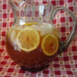 Fruit Blast Sage Iced Tea