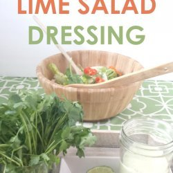 Lime-Cilantro Dressing