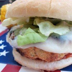Ranch Chicken Burgers