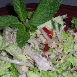Quick 'n Easy Vietnamese Chicken Salad