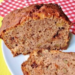 Banana-Walnut Bread