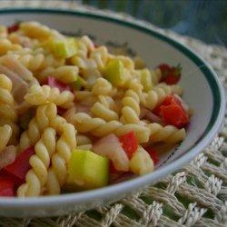 My Sister's Vegetable Rigatoni recipe