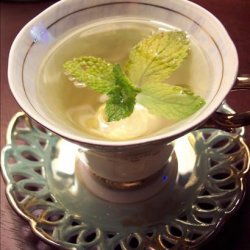Lavender Mint Tea (Single Serving) recipe