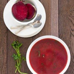 Barszcz Beet Soup
