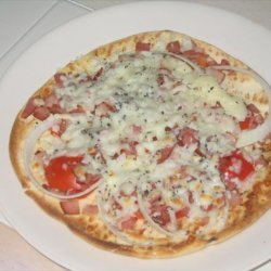 Brunchable Wee Pizzas recipe