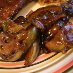 Eggplant Thai Stir Fry