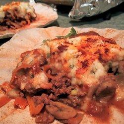 Southwest Shepherd's Pie  (Low Fat)
