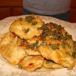 Buca Di Beppo Chicken With Lemon