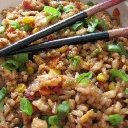 Mrs. C's Fried Rice recipe