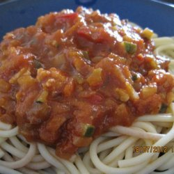 How to Get Kids to Eat their Veggies Spaghetti Sauce