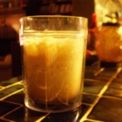 White Russian Smoothie (Alcoholic)