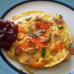 Oven Baked Western Omelet