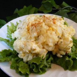 Simple, Tasty Potato Salad