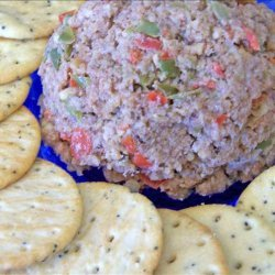 Spicy Red Pepper and Walnut Dip