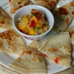 Cheese Quesadillas