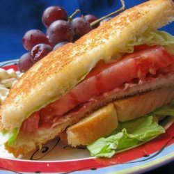 Lazy Day BLT Sandwich