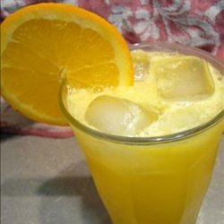Orangead/Sunrise Cooler/Sparkling Wine Punch