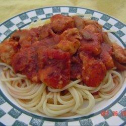 Quick & Easy Chicken Marinara