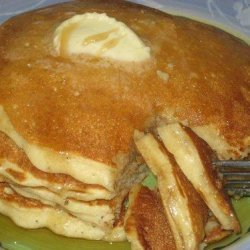 Fluffy Buttermilk Pancake Base Recipe recipe