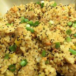 Guy Fieri's BBQ Pork Fried Rice