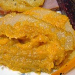 Sweet Potato and Pear Casserole