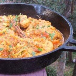 Cape Chicken Curry recipe