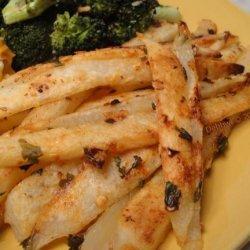 Italian Seasoned Fries (Low Fat)
