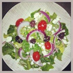 Low Fat Greek Salad Dressing(Ww)