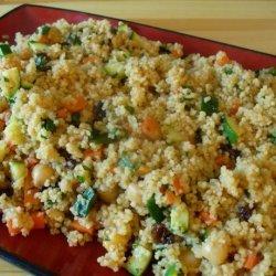 Spiced Vegetable Couscous