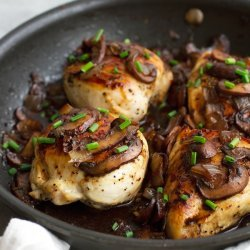 Balsamic Thyme Chicken