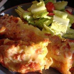 Enchiladas Calabaza