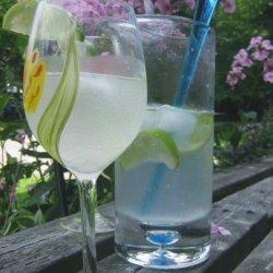 Refreshing Rum Drink